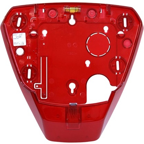 Pyronix Addressable Sounder Base for Sounder - Commercial, Residential, Industrial - Red