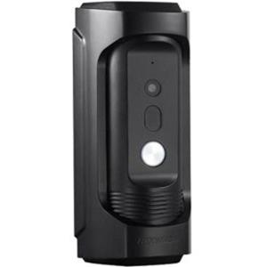 Hikvision DS-KB8112-IM Video Door Phone Sub Station - CMOS - 80° Horizontal - 44° Vertical - Full-duplex - Zinc Alloy - Door Entry
