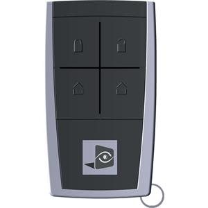 Videofied 4 Buttons Keyfob Transmitter - RF - 868 MHz - Handheld