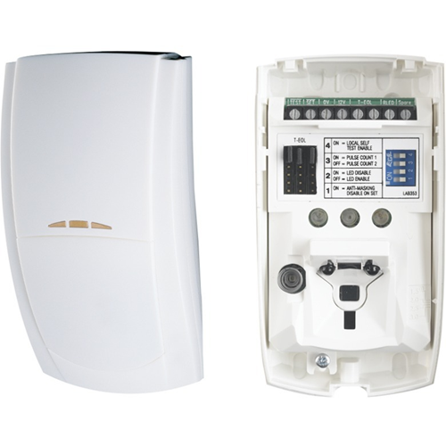 Texecom Premier Elite Motion Sensor - Yes - 15 m Motion Sensing Distance - Wall-mountable