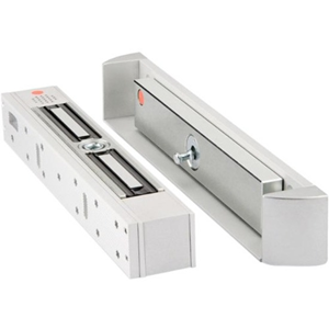alpro AL2400 Magnetic Lock - 1500 kg Holding Force - No Residual Magnetism, Monitored