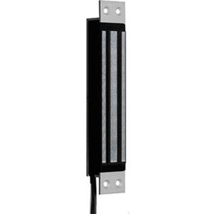 CDVI C-Line C3M11 Magnetic Lock - 300 kg Holding Force - Satin Anodized Aluminum - Monitored