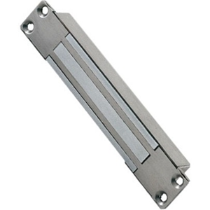 CDVI I300ER (EM300) Magnetic Lock - 300 kg Holding Force - Stainless Steel - Vandal Resistant, Weather Resistant, Monitored, Fail Safe