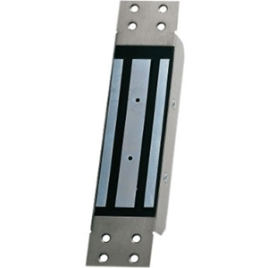 CDVI I500E (EM500) Magnetic Lock - 500 kg Holding Force - Stainless Steel - Vandal Resistant, Weather Resistant, Monitored, Fail Safe