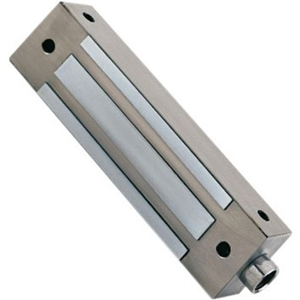 CDVI I500SR (ES500) Magnetic Lock - 500 kg Holding Force - Stainless Steel - Vandal Resistant, Weather Resistant, Monitored, Fail Safe
