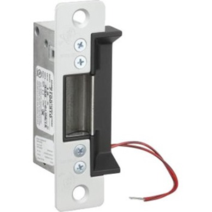 Adams Rite Fail Safe Electric Strike - 12 V DC - 907 kg Holding Strength - Aluminium Door Frame Type - Aluminium, Aluminium