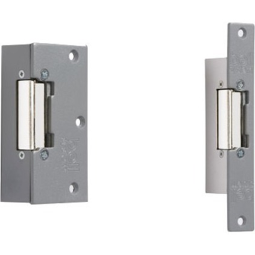 Bell Systems 204 Fail Secure Electric Strike - 12 V AC, 12 V DC - Mortise Door Lock Type - Stainless Steel, Plated Zinc, Chrome Plated Zinc Alloy, Steel