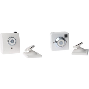 Cranford Controls Wall Doorstop - Flame Retardant - Steel