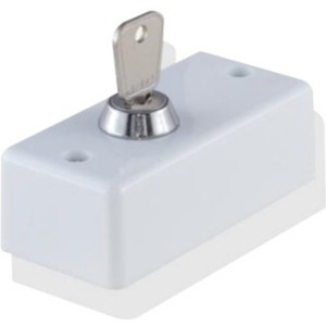 Arun Keyswitch - Flush Mount, Surface-mountable for Alarm System, Access Control, Indoor