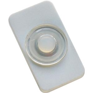 Elmdene SS2-W Push Button - White
