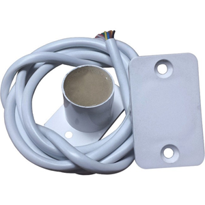 Knight Fire & Security YA40 Cable Magnetic Contact - 25 mm Gap - For Double Door - Flush Mount