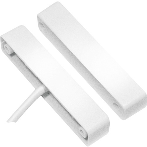 Elmdene 6SL-GN Cable Magnetic Contact - For Door, Double Door - Surface Mount - White, Brown