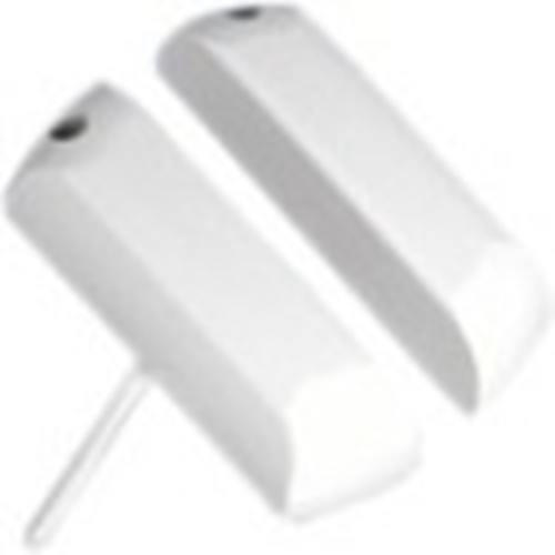 Elmdene EN3-LSC Cable Magnetic Contact - 7 mm Gap - For Door - Surface Mount - White