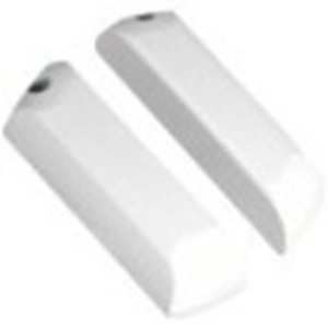 Elmdene LST Cable Magnetic Contact - 40 mm Gap - For Door - Surface Mount - White