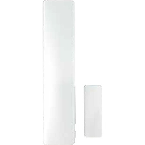 Honeywell Alpha Wireless Magnetic Contact - 25 mm Gap - For Door, Window - Wall Mount - White
