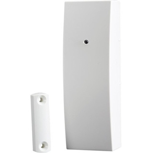 Eaton Scantronic Wireless Magnetic Contact - For Door - White