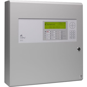 Advanced MxPro 4 MX-4401 Fire Alarm Control Panel - 1000 Zone(s) - LCD - Addressable Panel