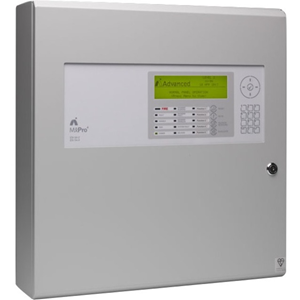 Advanced MxPro 4 MX-4401/D Fire Alarm Control Panel - 1000 Zone(s) - LCD - Addressable Panel