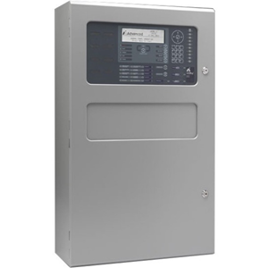 Advanced MxPro 5 MX-5802 Fire Alarm Control Panel - 2000 Zone(s) - LCD - Addressable Panel