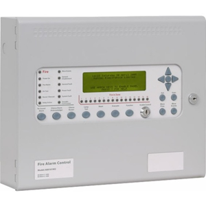 Kentec Syncro AS H80161M2 Fire Alarm Control Panel - 16 Zone(s) - LCD - Addressable Panel