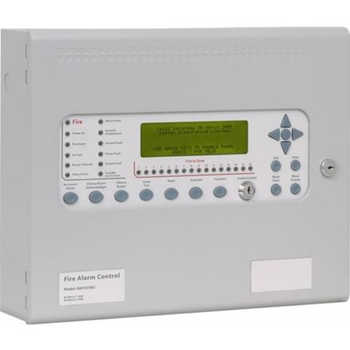 Kentec Syncro AS LA80161M2 Fire Alarm Control Panel - 16 Zone(s) - LCD - Addressable Panel