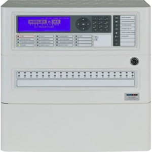 Morley-IAS DXc2 Fire Alarm Control Panel - LCD
