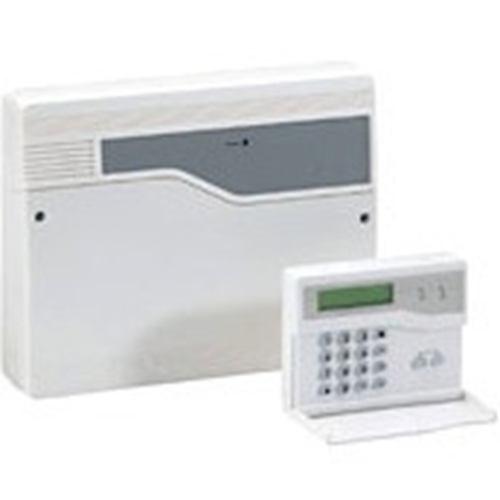 Honeywell Accenta 8SP399A-UK Burglar Alarm Control Panel - 8 Zone(s) - LCD