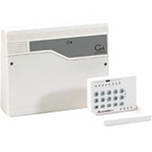Honeywell Accenta 8SP400A-UK Burglar Alarm Control Panel - 8 Zone(s) - LCD