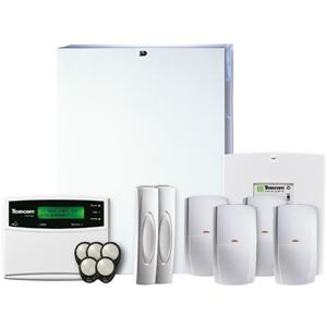 Texecom 48 Burglar Alarm Control Panel