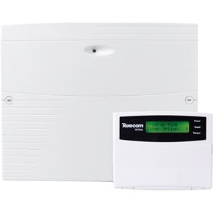 Texecom Veritas Excel Burglar Alarm Control Panel