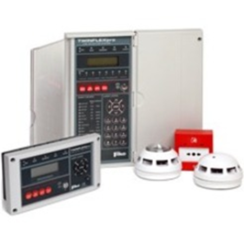 Fike TWINFLEXpro Fire Alarm Control Panel - 2 Zone(s) - LCD