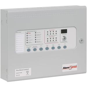 Kentec AlarmSense KA11020M2 Fire Alarm Control Panel - 2 Zone(s)