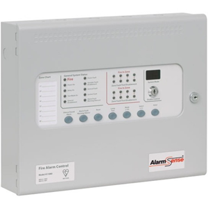 Kentec AlarmSense KA11080M2 Fire Alarm Control Panel - 8 Zone(s)