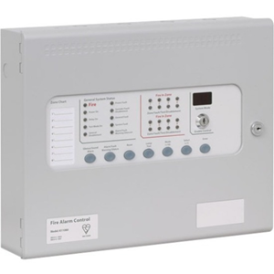 Kentec T11080M2 Fire Alarm Control Panel - 8 Zone(s)
