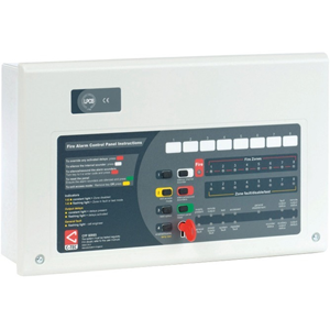 C-TEC Fire Alarm Control Panel - 8 Zone(s)