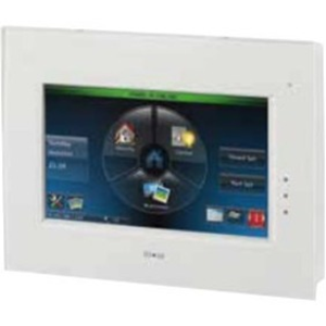 Honeywell Galaxy TouchCenter Plus Security Touchscreen Keypad - For Control Panel - White
