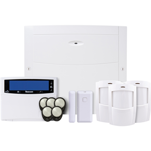 Texecom 48-W Burglar Alarm Control Panel