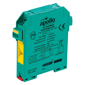 Apollo Addressable I/O Module - For Control Panel - Steel