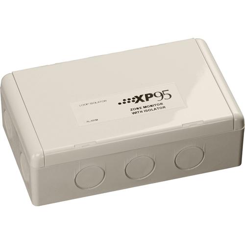 Apollo Alarm Control Panel Monitor Module - For Control Panel - White - Polycarbonate