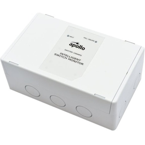 Apollo Alarm Control Panel Monitor Module - For Control Panel - White