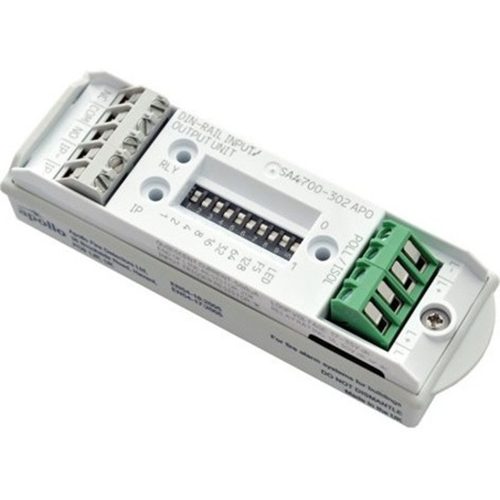 Apollo Addressable I/O Module - For Control Panel - White