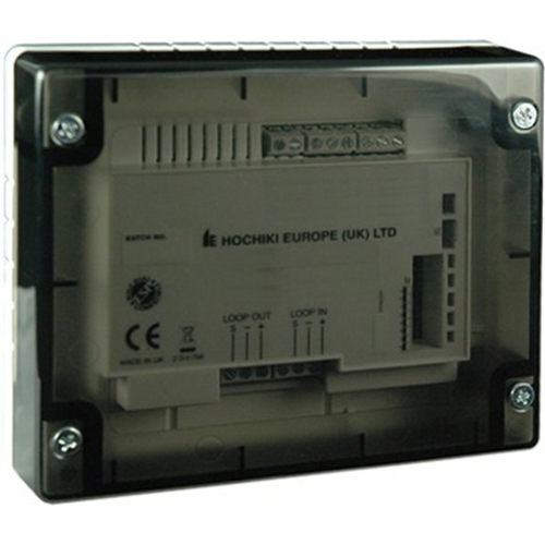 Hochiki Dual Relay Controller - for Plant Equipment, Damper