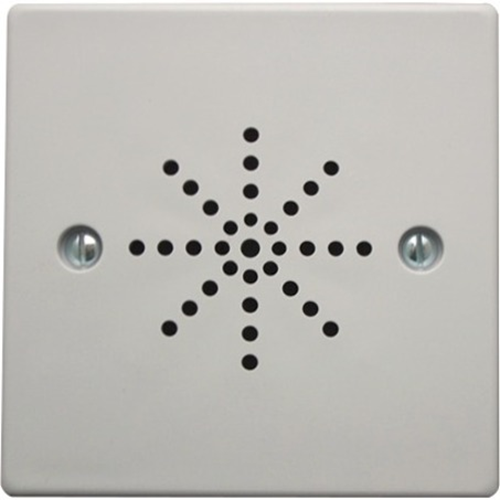 Elmdene Speaker - White - 16 Ohm - Flush Mount, Surface Mount