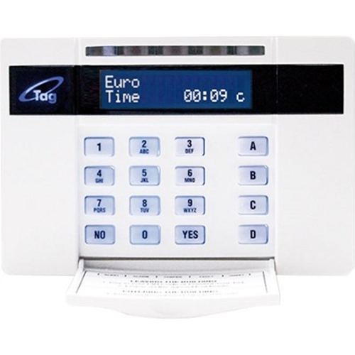 Pyronix EUR-068 Security Keypad - For Control Panel