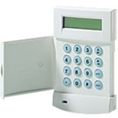 Honeywell MK7 Security Keypad - For Control Panel - Rubber