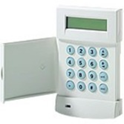 Honeywell MK7 Security Keypad - For Control Panel - Off White