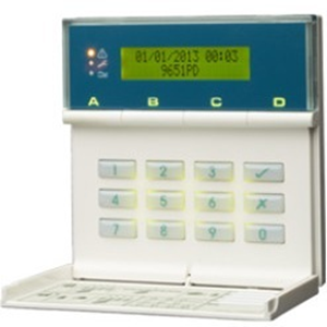 Eaton 9941EN Security Keypad - For Control Panel