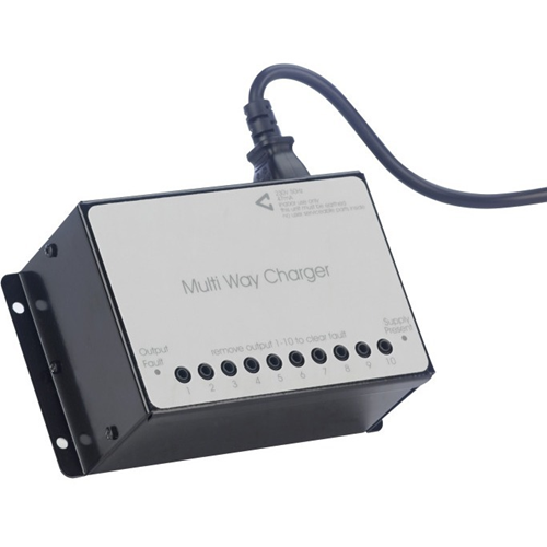 C-TEC AC Adapter for Transmitter - 155 W Output Power - 230 V AC Input Voltage - 6.5 V AC Output Voltage - 110 mA Output Current