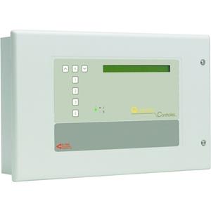 C-TEC Quantec Alarm Control Panel Monitor Module - For Control Panel - Metal, Plastic