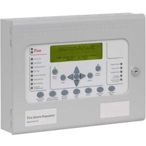 Kentec K67750M1 Network Repeater Panel - For Control Panel - Light Grey - Steel